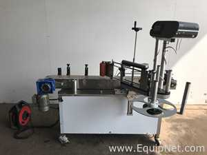 PMR Systems New 3 Side Bottle Labeling Machine