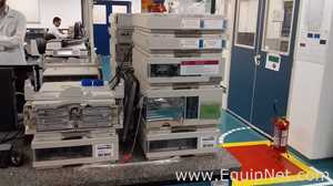 Hewlett Packard 1100 Series HPLC
