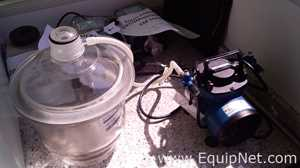 Millipore WP6111560 Vacuum Pressure Pump with Desiccant Container