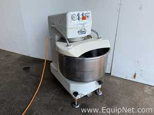 Diosna SP80 D Mixer With 80 KG Stainless Steel Bowl