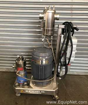 Ika Works, Inc. DR2000/05 High Shear Inline Mixer