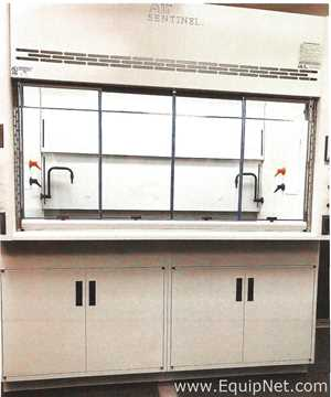Unused Lab Crafters Air Sentinel Low Flow Lab Fume Hood