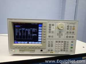 Agilent 4156C Precision Semiconductor Parameter Analyzer  Tested and Calibrated