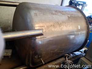 Stainless Steel 3500L Reservoir Tank