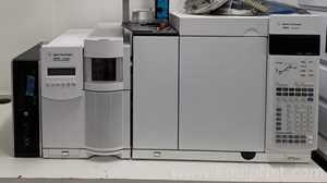 Espectrómetro de Masa Agilent Technologies 5975C MSD / 7693 ALS / 7890A GC