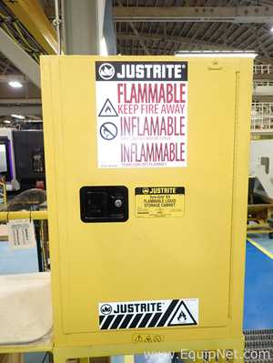 Lot of 5 Flammable Storage Cabinets Various Sizes