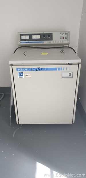 Sorvall RC 5B Plus Laboratory Centrifuge