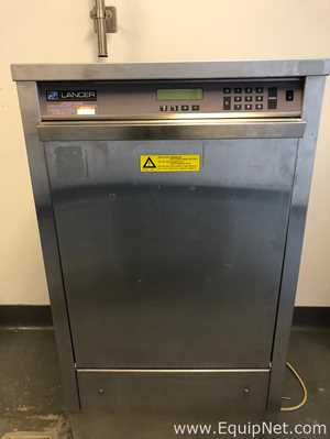 Lancer 1300UP Glassware Washer and Dryer