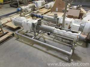 Seepex Sanitary Stainless Steel BCSB10 Progressive Cavity Pump
