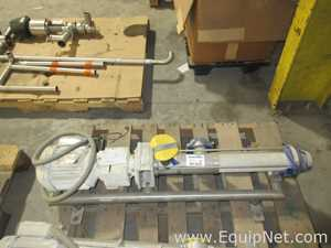 Seepex Sanitary Stainless Steel BCSB 2-12 Progressive Cavity Pump