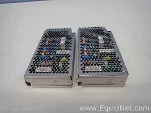 Lot of 2 TDK Lambda  One HWS80-24/A, and One  HWS100-24/A Power Supplies