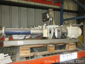 Seepex Sanitary Stainless Steel BCSB 5-12 Progressive Cavity Pump