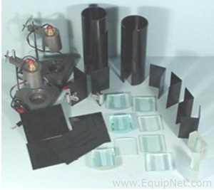 Unused Ray Optics Kit Physics for Optical Light Experiments