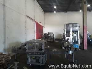 Serac Filling And Capping Line For PET Bottles To 500G