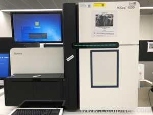 Illumina HiSeq 4000 Sequencer