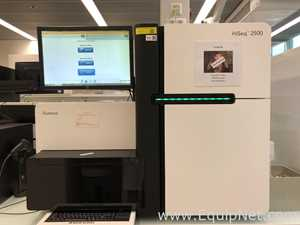 Illumina HiSeq 2500 Sequencer