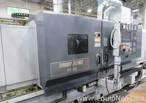 Mori Seiki Co. TL40B 3000 Machining Centers