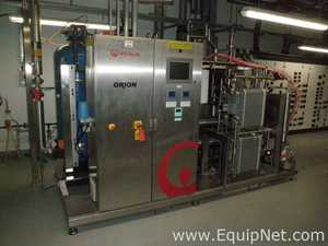 Unused Veolia Water Technologies Orion 4000 Special Skid Mounted Water Purification System