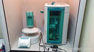 Cromatografía de Intercambio Iónico Metrohm 881 Compact IC Pro 863 Compact autosampler