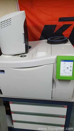 Cromatógrafo de Gas CG Perkin Elmer Clarus 500