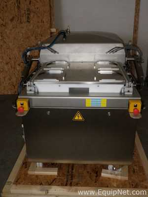 MultiVac C 500 with ICS Chiller and Busch Vacuum