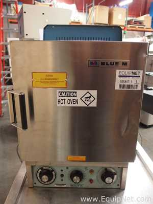 Blue M OV12A Lab Oven