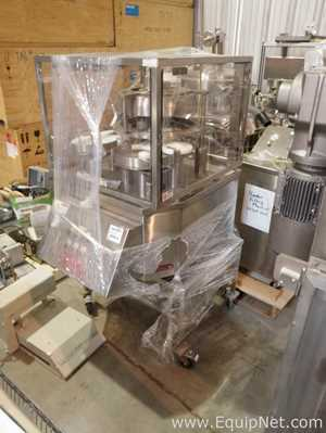 Genesis Machinery Products RV-50 Vial Capper