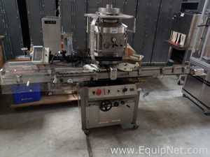 West Company SF600F Westcapper Rotary Capper