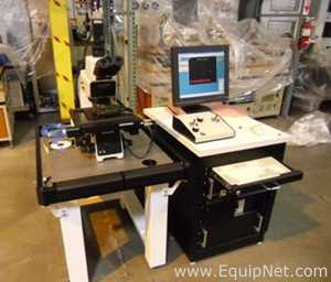 Micro Metric Microline 400 CD Measurement Tool 8 Inch Wafer Capable