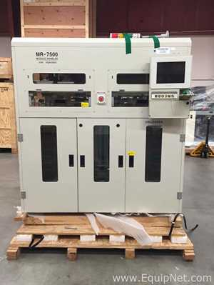 Mirae MR7500 Module Test Handler