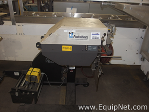 Vibratory Bowl Feeder with Auto Counter and Autobag AB180 Bagging Machine