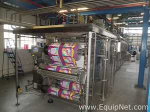 Mespack HCM 420 FED Liquid Filling Line
