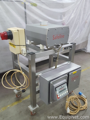 Safeline unknown Metal Detector