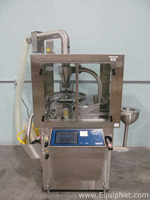Mocon Vericap 4000 High Speed Capsule Weighing And Sorting System For Research And Development