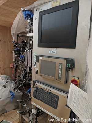 Sartorius 100L Fermenter with DCU III Bioreactor