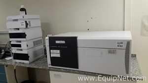 Spektrometer Agilent Technologies 6460 Triple Quad LCMS