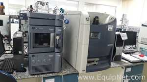 Waters Quattro Premier XE Mass Spectrometer with Waters Acquity UPLC System