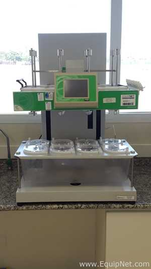 Ethiktecnology 8 Racks Dissolution Tester