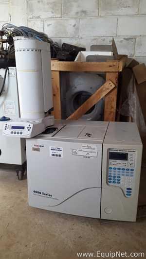 Cromatógrafo a Gás Younglin Acme 6100GC (Somente Peças)