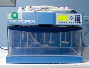 Sistema de Disolución Sotax AT7 Smart