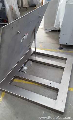 Mettler Toledo DND 600 SK Floor Scales with Platform