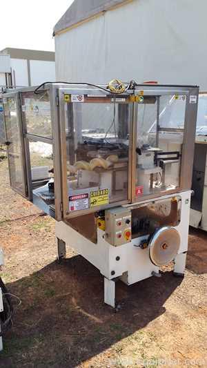 Kramer KFA 800 Automatic Crimp Capping Machine