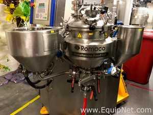 Fryma Koruma Maxx D Lab 12 Litre 316l Stainless Steel vacuum Processing Homogenizer