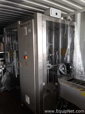 Pago Systems L200 Front and Back Labeler Machine