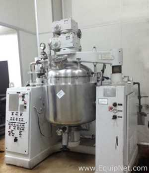 Treu Reactor 300 Liters Stainsless Steel
