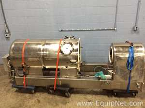 Aeromatic AG Fluid Bed Dryer and Control Unit