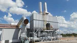 Unidad de Oxidación Térmica Ship and Shore Environmental, Inc. SSE-56K-95X-RTO