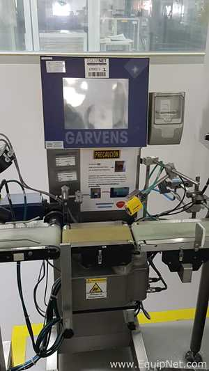 Garvens Automation GmbH S2 Check Weigher with belt conveyor