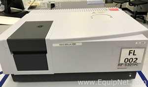 Shimadzu RF-5301PC Fluorescence Spectrophotometer FL-002