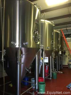 Unidade de fermentação aço inox ABS